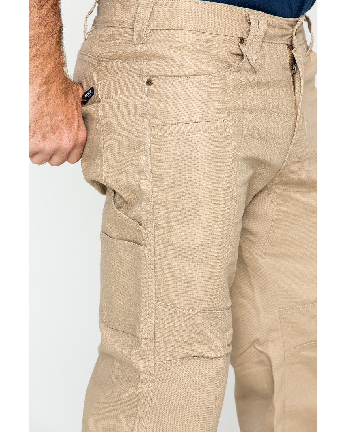 435a1350829 Hawx® Men s Stretch Canvas Utility Work Pants - Country Outfitter