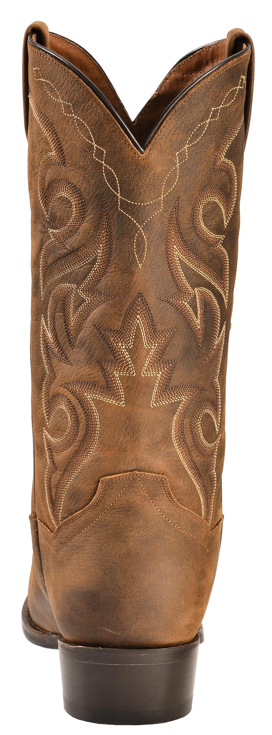 Dan Post Renegade Mignon Cowboy Boots Snip Toe Country