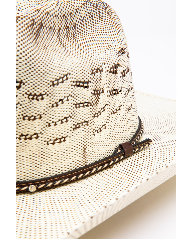 839f2f165a7b3 Cody James Men s Bangora Wide B Twist Cord Cowboy Hat - Country ...